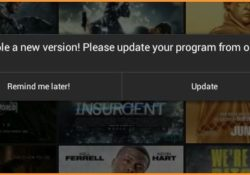 update showbox apk