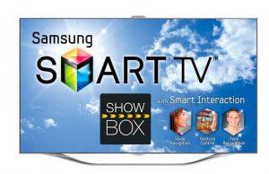 Download Showbox for Samsung Smart TV