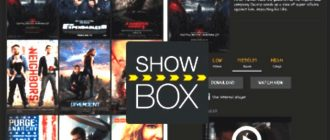 Showbox Apk version 5.35