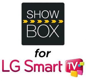 Showbox for LG Smart TV